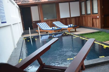 Pool Villa at Estuary Island - Poovar - Villa
