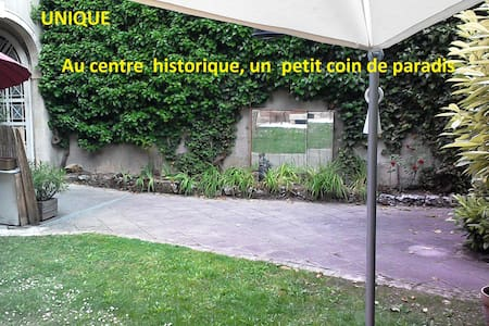 Centre historique, coin de paradis. - Dijon - Daire