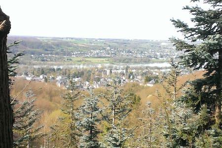 Bad Honnef - 7gebirge, K/BN - Bad Honnef