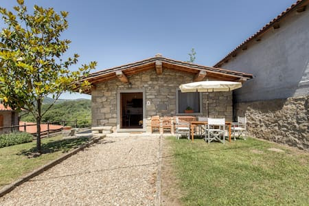 HOUSE IN TUSCANY, WITH POOL - Pratovecchio - Haus