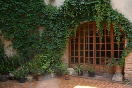 B&B in el palau catalan word palace - Terrateig - Huis