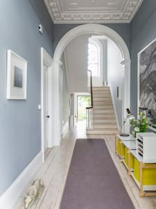 Stylish Georgian home in Rathmines
