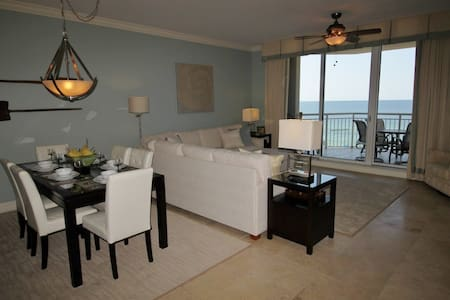 Indigo East 505-3BR ON GULF+BCH SVC - Apartment