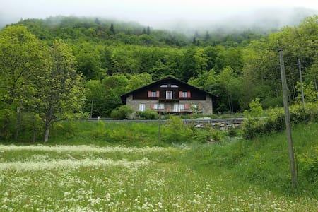 Landmark in beautiful surrounding - Casa