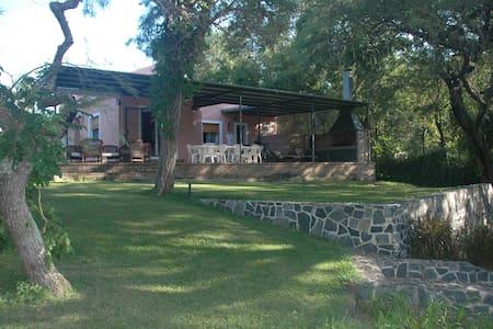 Casa en las Sierras de Córdoba - La Bolsa - Hus