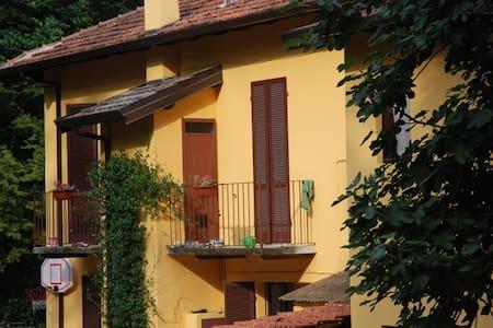 Peacefull house near Lago Maggiore - Casa