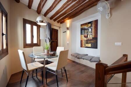 Beautiful 2 Bed House in Frigiliana - Frigiliana - Huis