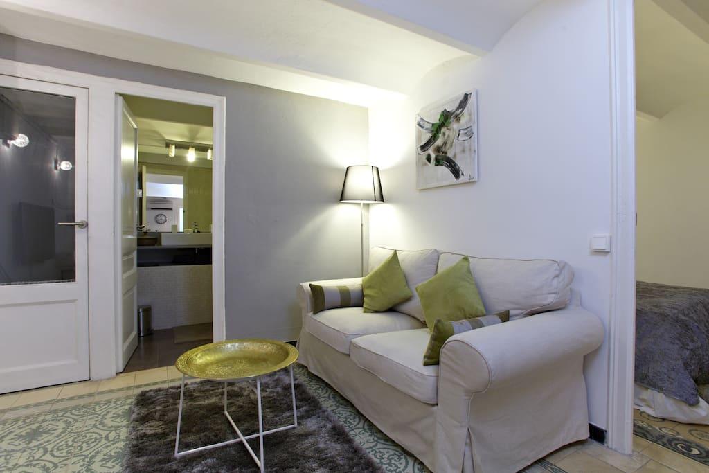 Wonderfull flat in Sagrada Familia