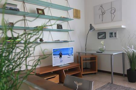 "Comfortable home ""SOL"" in the green - Tavernerio Como - Apartment"