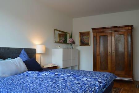 Kapps Haus Ferienwohnung Ins Blaue - Apartamento