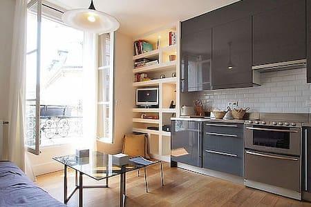 Charming homey flat in Paris - Paris - Apartment