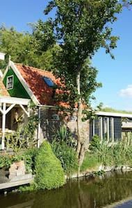 Idyllic Country House to IJsselmeer