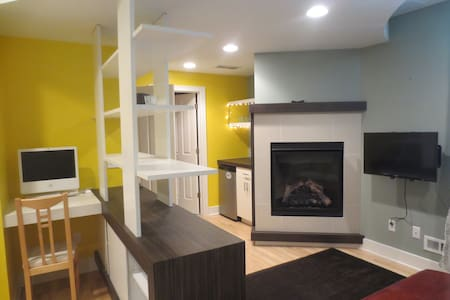 Studio apartment in Water Hill - House