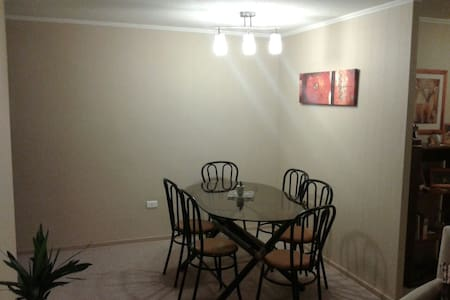 Arriendo Dpto Equipado x C. América - Chiguayante - Apartamento
