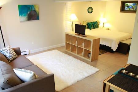 Chic Studio Apartment - Brewster - Apartment