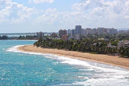 Ocean Park Cozy Apt Next to Beach! - San Juan - Apartment