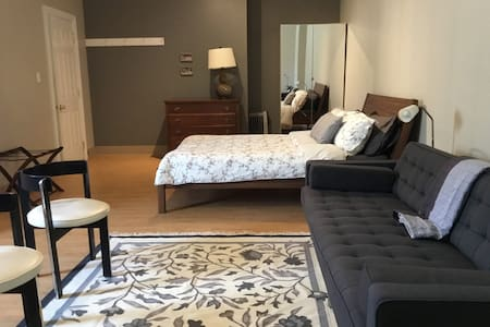 Quiet, serene loft-style apartment - Toronto - Loft