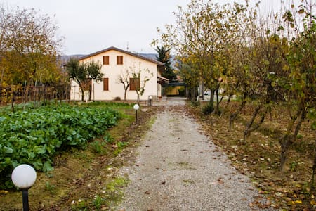House in the countryside of Arezzo - Casa