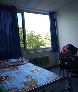 Comfortable room for low budget seekers - Groningen - Dormitório