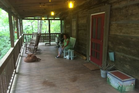 Log Cabin from 1826 NE GA Mountains - House