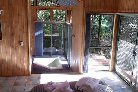 Dreamtime Cabin Treetops Montville - Flaxton - Chatka