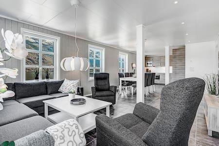 Flott leilighet midt i Hardanger -A - Nå - Apartemen