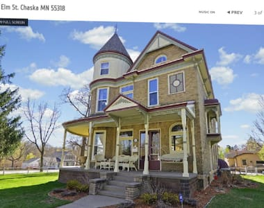 Historic  Victorian Chaska home - Chaska - House