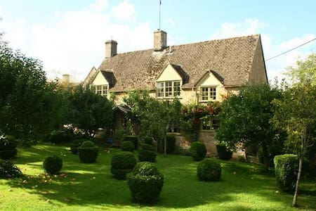 Pear Tree Cottage, Bledington nr Stow on the Wold - Dom