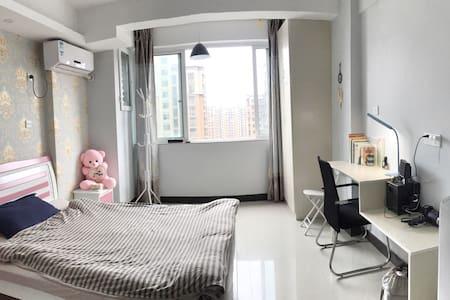 整套公寓---舒心的,才是最好的!(金沙湖地铁口 下沙No.1)希望你会喜欢 - Apartment