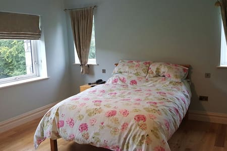 Large Double Room with ensuite - Galway