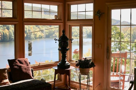Best View In Brattleboro - brattleboro - Huis