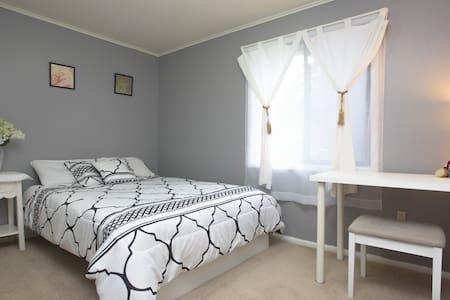 Cozy Little House in a Quiet Location -  Room B - Ház