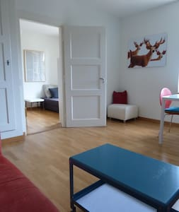 fully furnished appartment 1st fl. - Apartment