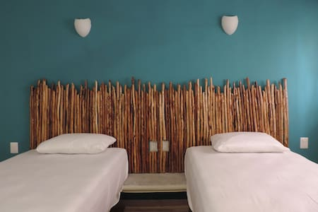 ۞ CASA MAXA 301 ۞ Downtown cozy room - Playa del Carmen