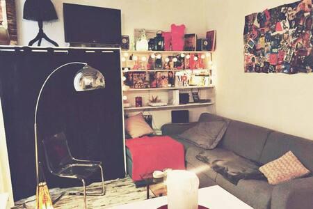 Studio cosy au coeur du Marais - Paris - Apartment