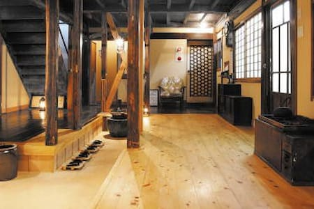Whole house with 5 rooms - Nakanojo