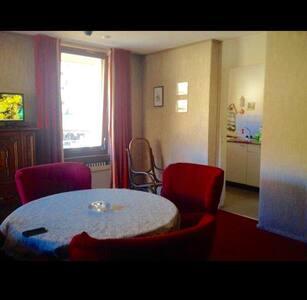 Appartamento vicino St Moritz - Surlej - Huoneisto