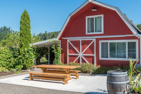 Guest Barn at Middleground Farms - Wilsonville