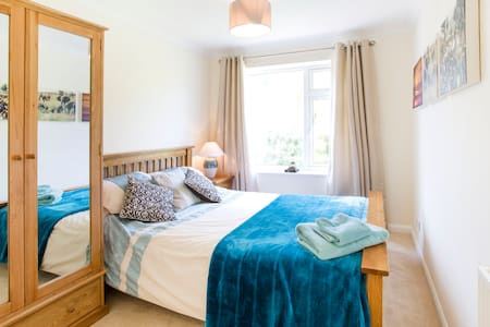 Peaceful double room with ensuite - Boars Hill - House
