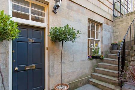 Beautiful Apartment in Stockbridge - Edimburgo - Casa