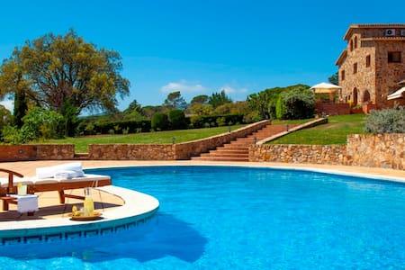 Masia Cal Agusti - Casa campo lujo - Casa