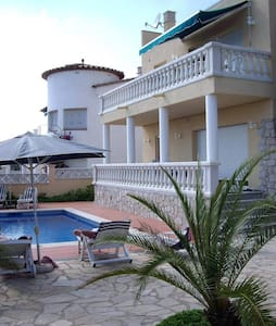 Villa de standing avec piscine - El Mas Fumats