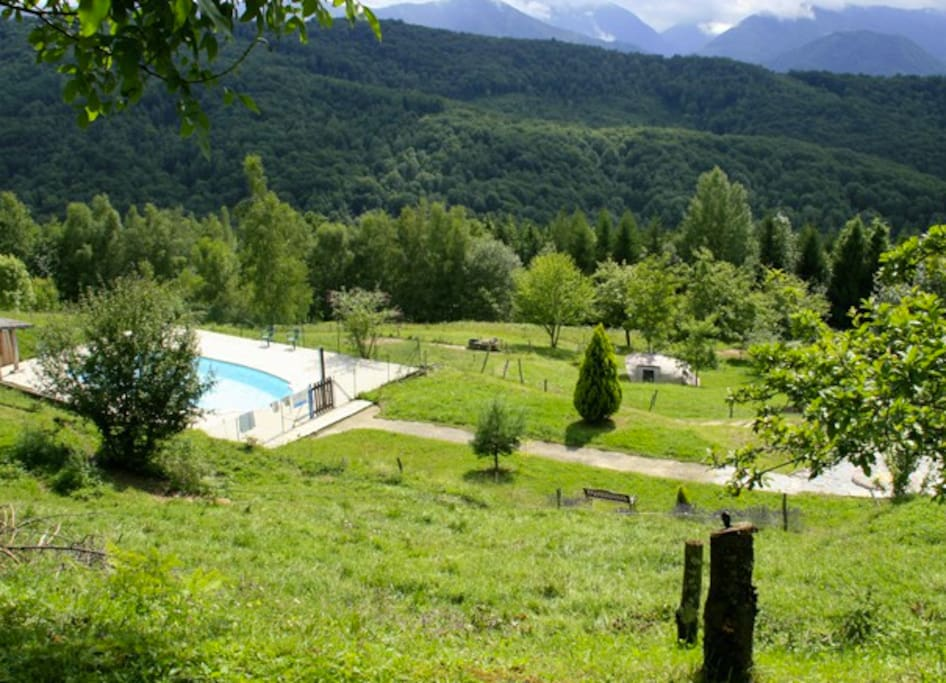 Beautifull Guest house in Pyrenees