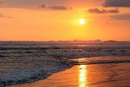 Casa prente al mar bejuco - bejuco