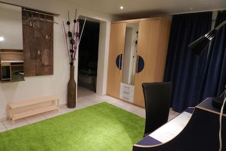 Frankfurt Fair 20 Min. Style Apartment mit Fitness - Appartement