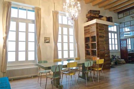 Loft Castaldi - Home holidays Italy - Trieste - Loft