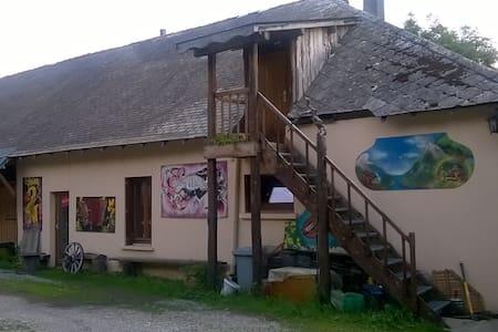 Charmant dortoir+coin cuisine/salon - Buissard
