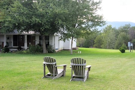 Beautiful Plainfields Cottage en-route to Wineries - Charlottesville - Cabin
