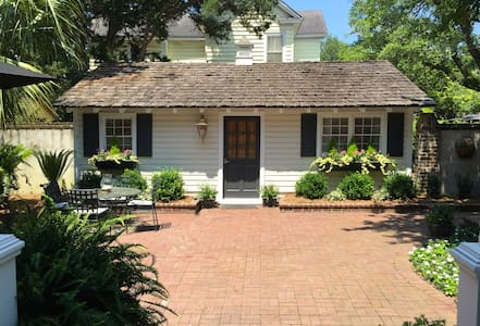 Historic Guest Cottage: Georgetown