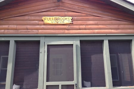 FullBrooks Lodge - Hocking Hills Oh - Nelsonville - Casa